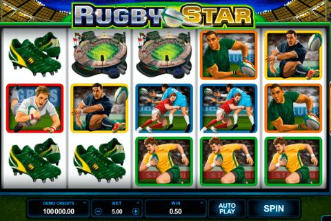 rugby star microgaming pokie