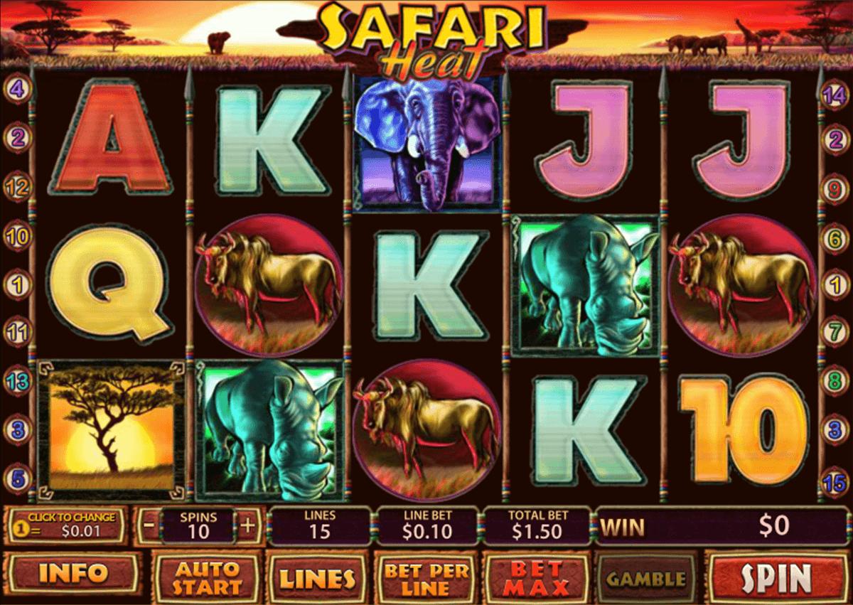 Safari Slots