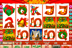 santa surprise playtech pokie
