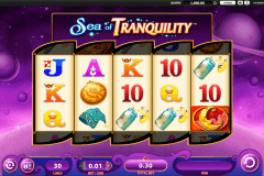 sea of tranquility wms pokie