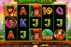 shamrockers igt pokie