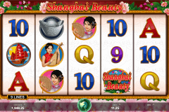 shanghai beauty microgaming pokie