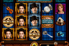 sherlock holmes the hunt for blackwood igt pokie