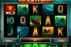 silent run netent pokie