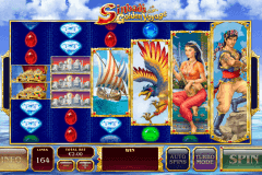 sinbads golden voyage playtech pokie