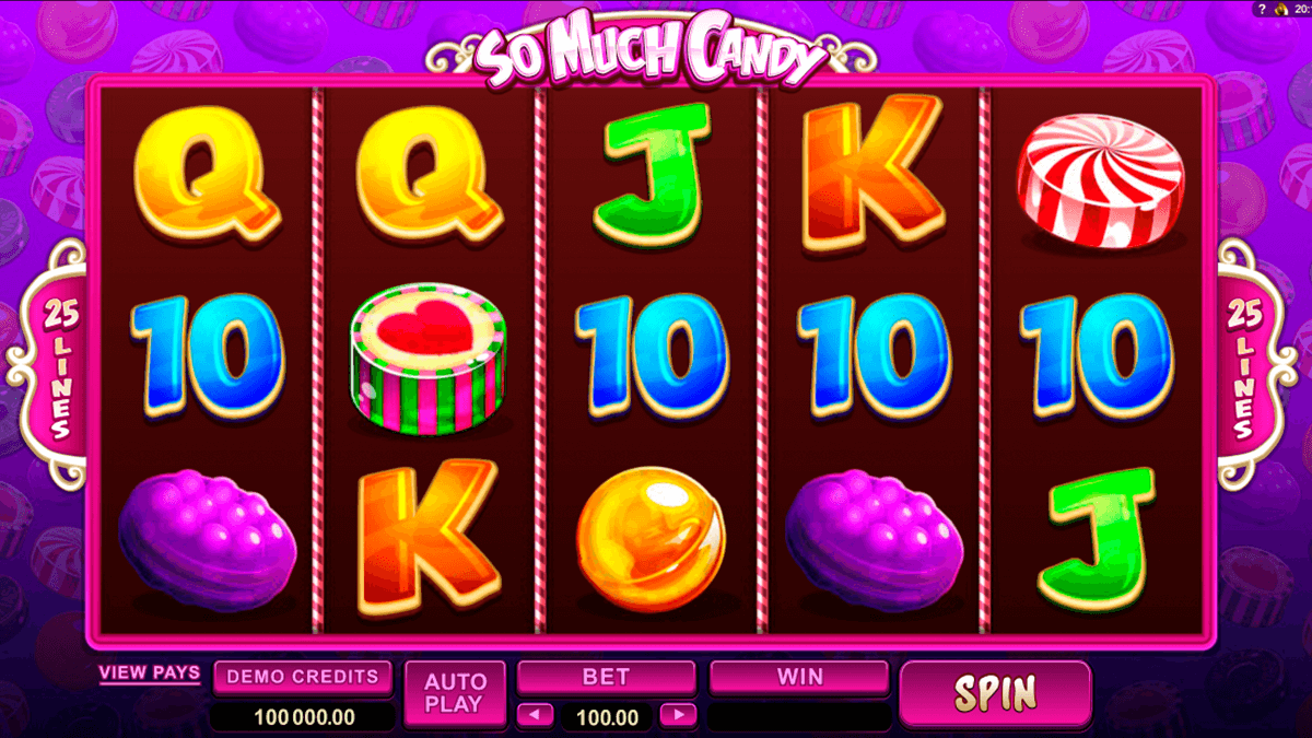 so much candy microgaming pokie