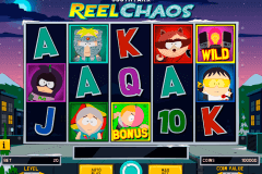 south park reel chaos netent pokie
