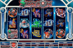 space botz microgaming pokie