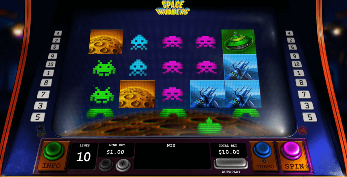 Spiele Space Spins - Video Slots Online