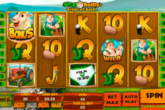 spud oreillys crops of gold playtech pokie