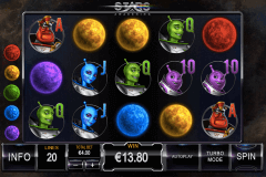 stars awakening playtech pokie