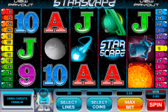 starscape microgaming pokie