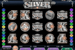 sterling silver d microgaming pokie