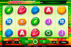 stickers netent pokie