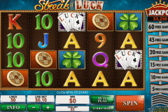 streak of luck playtech pokie