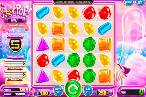 sugar pop betsoft pokie