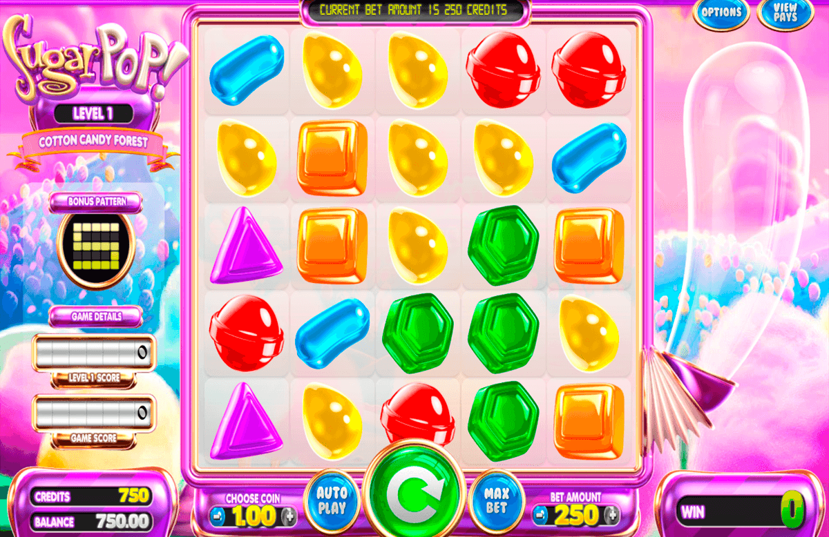 Spiele Sugar Pop - Video Slots Online