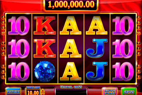 super diamond delue blueprint pokie