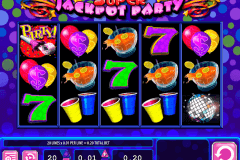 super jackpot party wms pokie