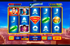 superman ii playtech pokie