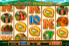 sweet harvest microgaming pokie