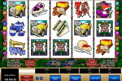 tally ho microgaming pokie