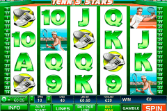 Play Tennis Stars Slots Online at Casino.com NZ