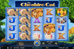 the cheshire cat wms pokie