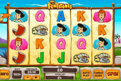the flintstones playtech pokie