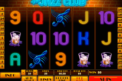 the jazz club playtech pokie