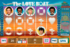 the love boat playtech pokie