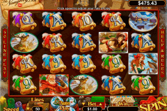the naughty list rtg pokie