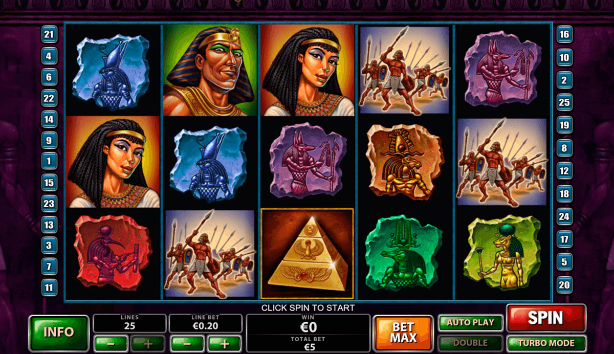 Spiele The Pyramid Of RameГџes - Video Slots Online