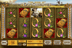 the riches of don quiote playtech pokie
