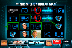the si million dollar man playtech pokie