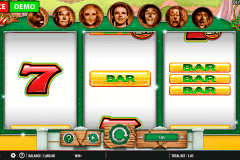 the wizard of oz road to emerald city wms pokie