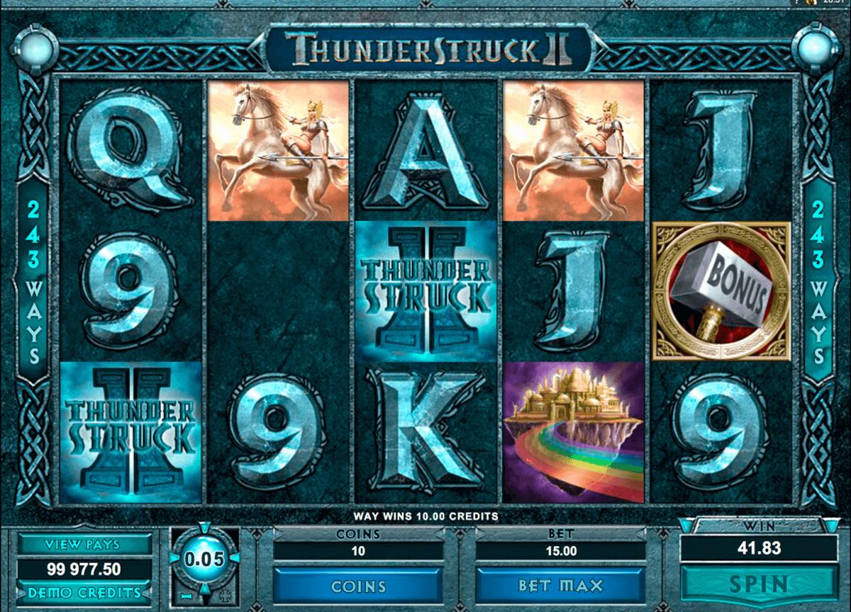Thunderstruck Online Free