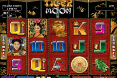 tiger moon microgaming pokie