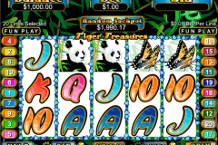 tiger treasures rtg pokie