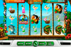 tiki wonders netent pokie