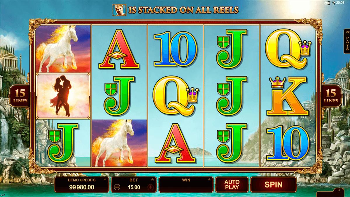 King of Macedonia Slot Machine