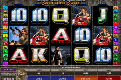 tomb raider ii microgaming pokie