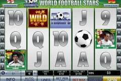 top trumps world football stars playtech pokie