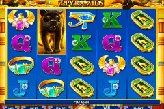 treasures of the pyramids igt pokie