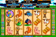 triple twister rtg pokie