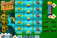 tropic reels playtech pokie
