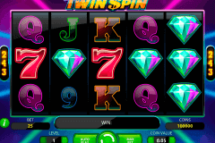 twin spin netent pokie