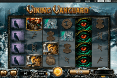 viking vanguard wms pokie