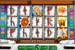 vikings treasure netent pokie
