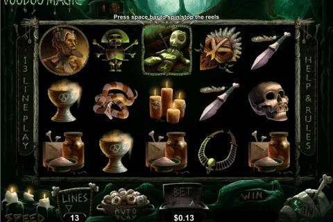 voodoo magic rtg pokie
